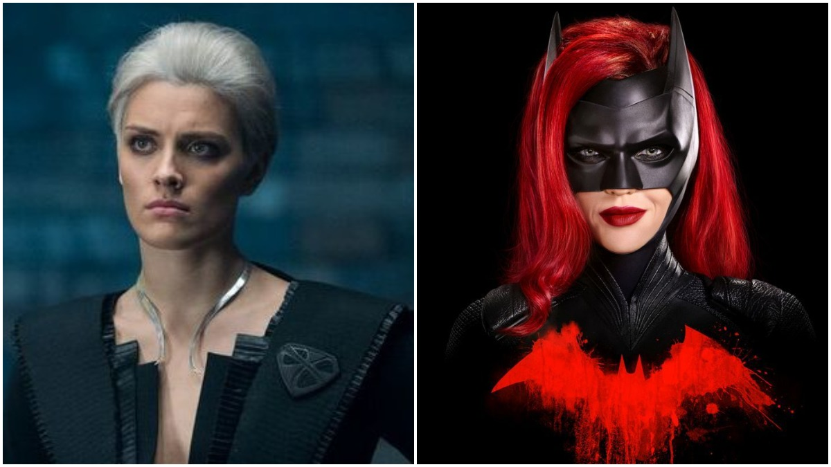 Wallis Day Batwoman