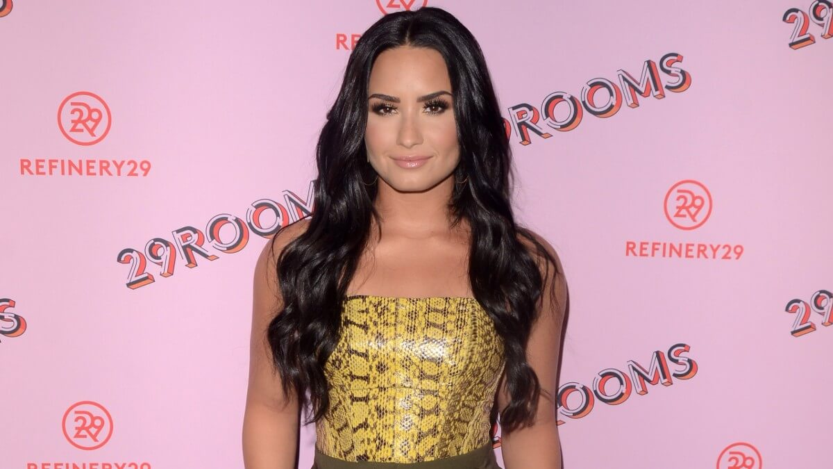 Demi Lovato opened up about her newest album