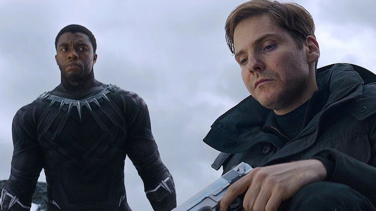 Zemo and Panther