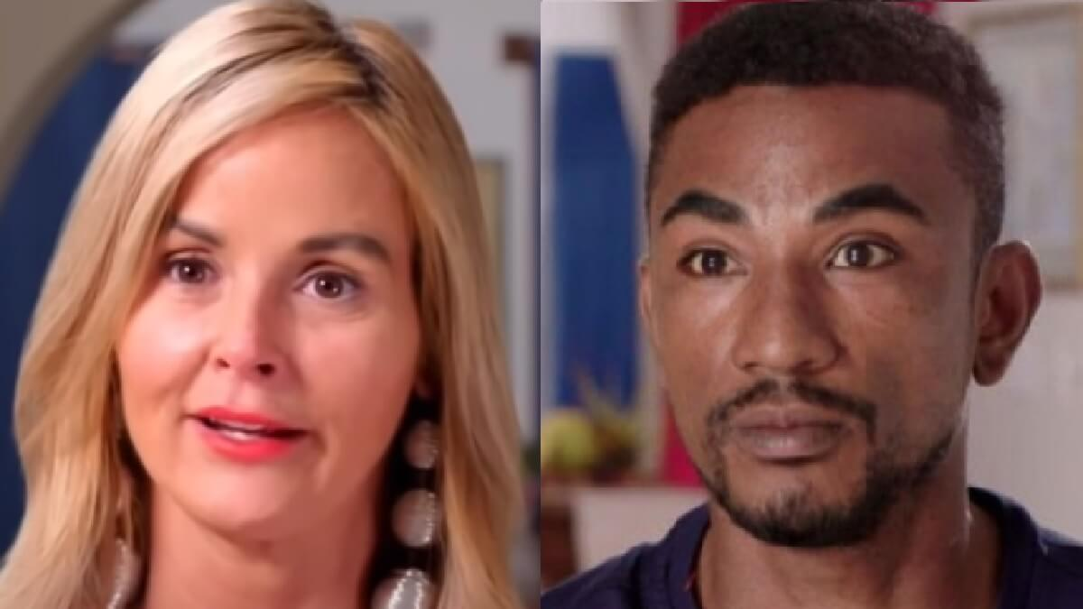 90 Day Fiance: Stephanie Davison - Harris