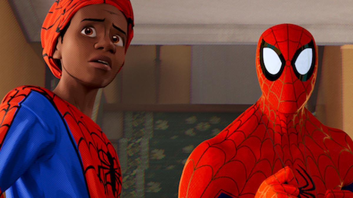 90s animated Spider-Man voice actor Spider-Verse