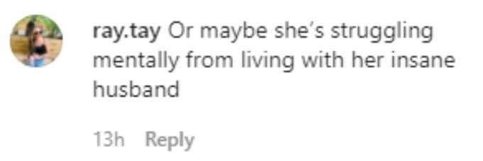 A fan refers to David Eason as 'insane'