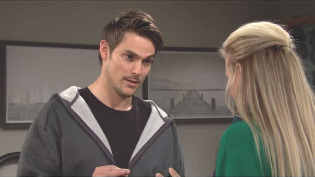 The Young and the Restless spoilers tease Adam turns to Sharon.