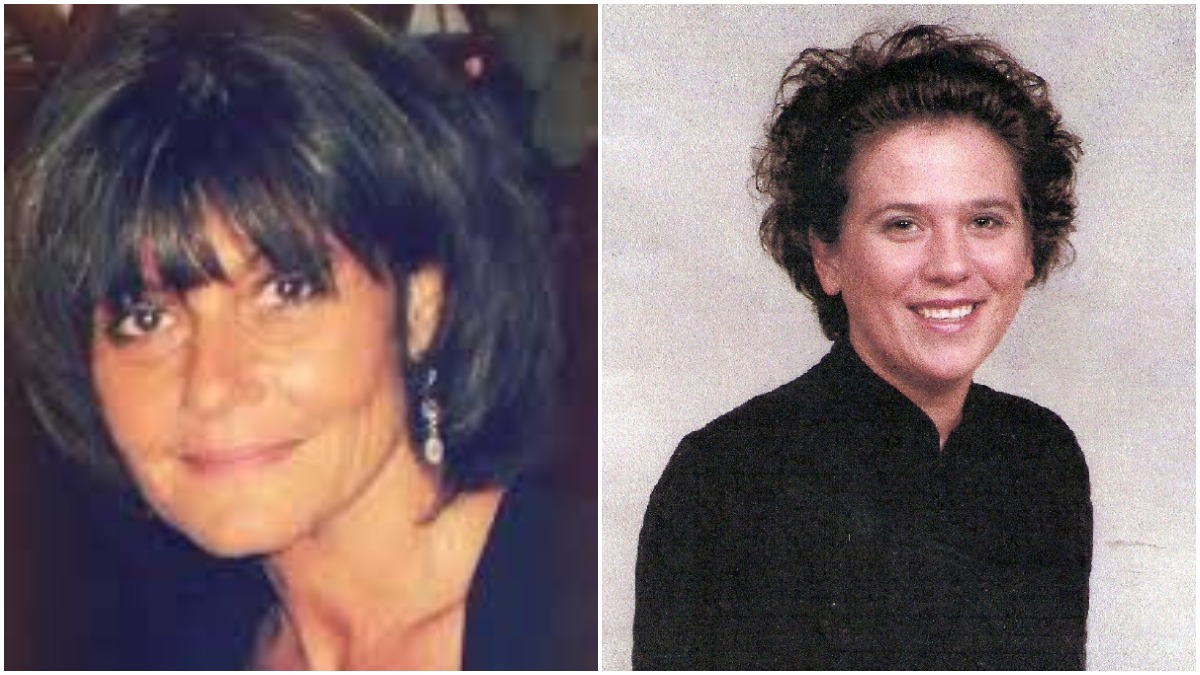 Profile pics of Aliza Sherman and Sheila Deviney