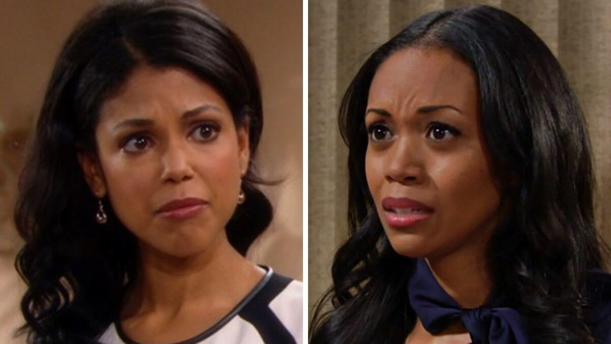 Why is there a new Amanda on Y&R?