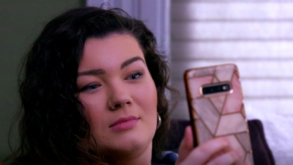 Amber Portwood of Teen Mom OG