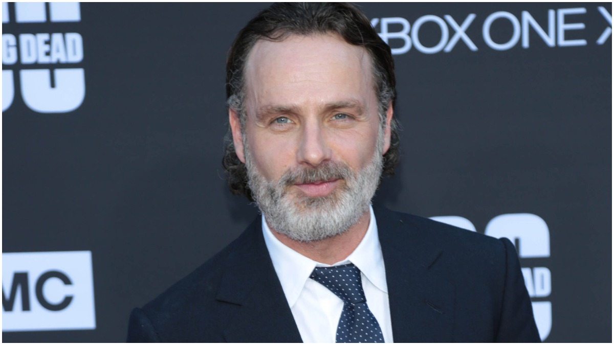 Andrew Lincoln at AMC's Celebration of The 100th Episode of 'The Walking Dead' in Los Angeles, CA