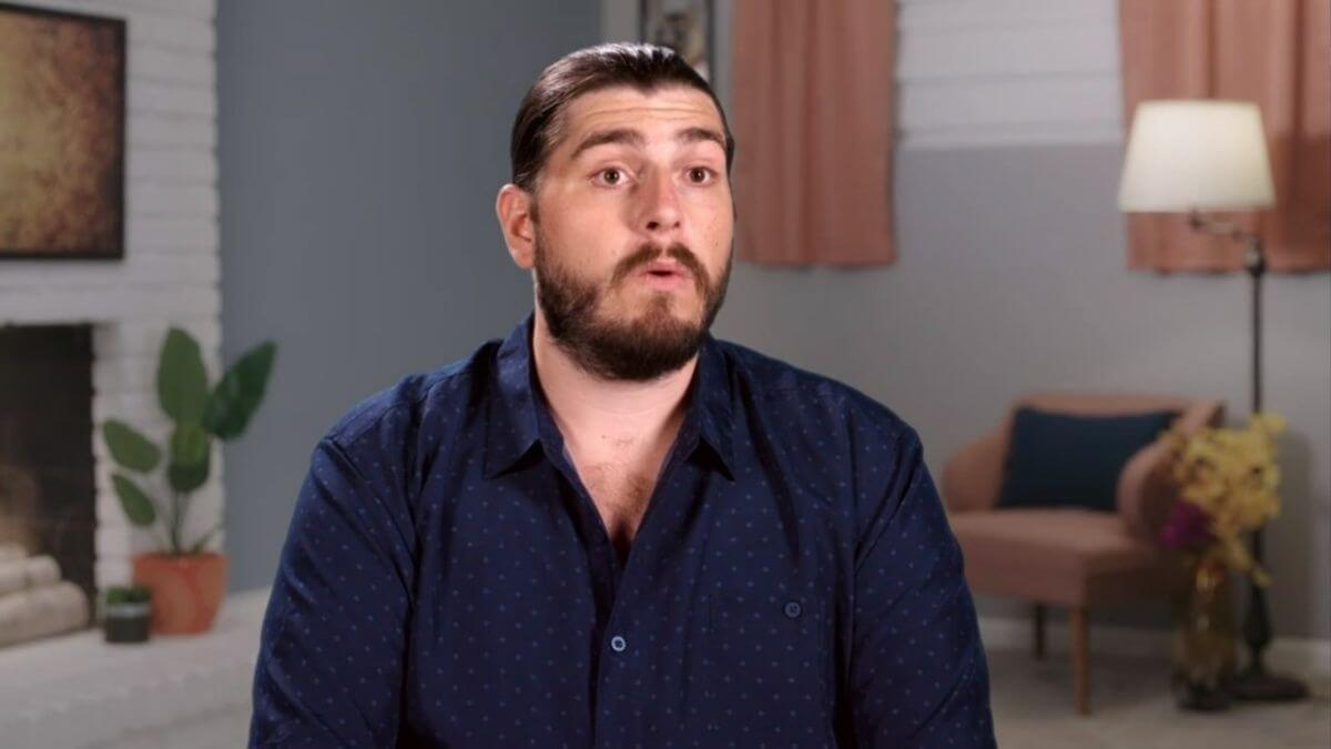 Andrew Kenton from 90 Day Fiance