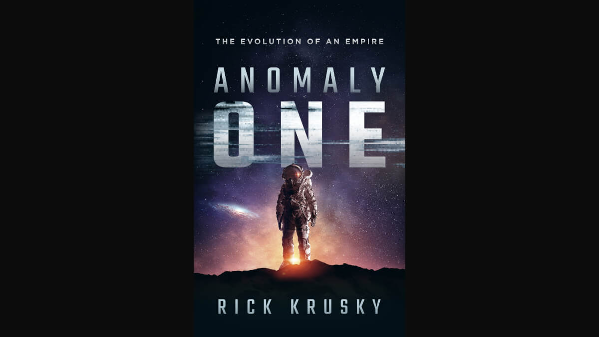 Anomaly One - eBook cover
