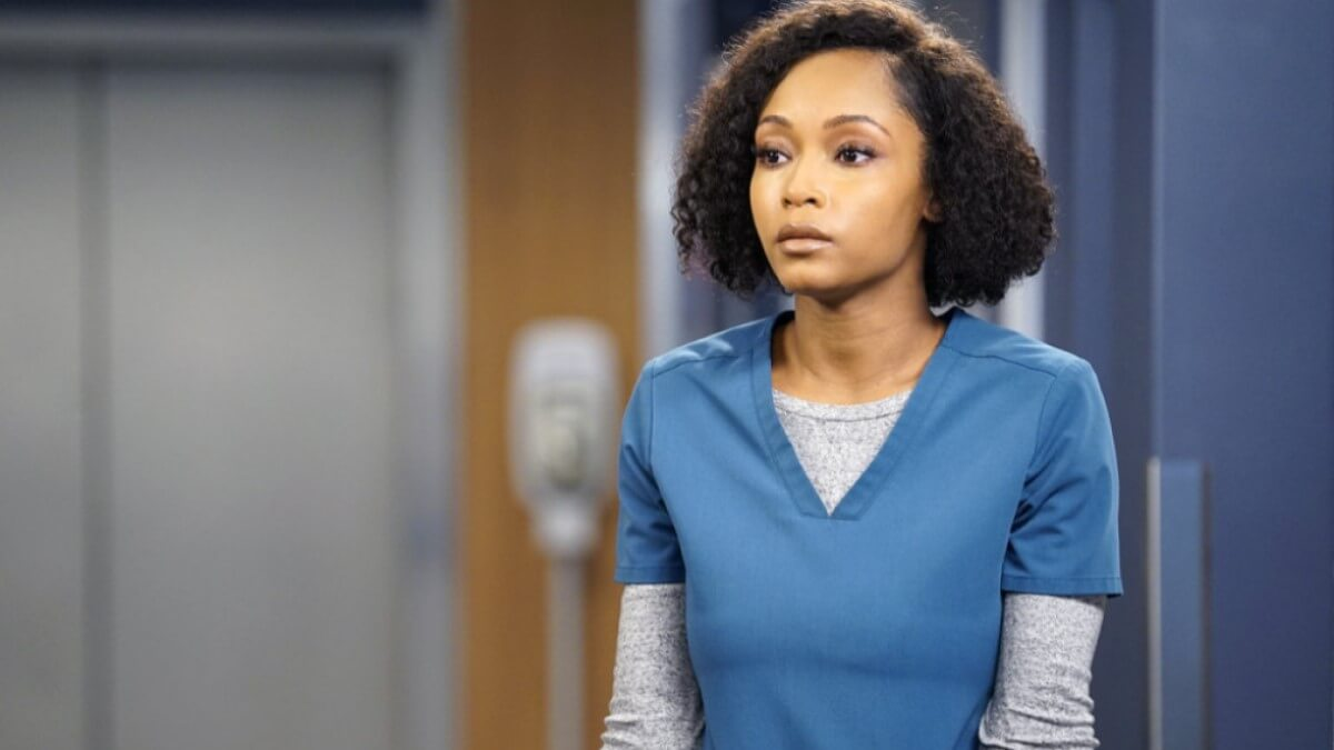 April Sexton Chicago Med
