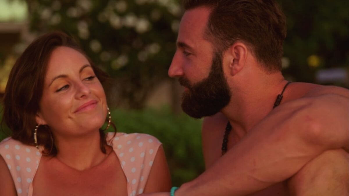 Blake and Chelsea from temptation Island