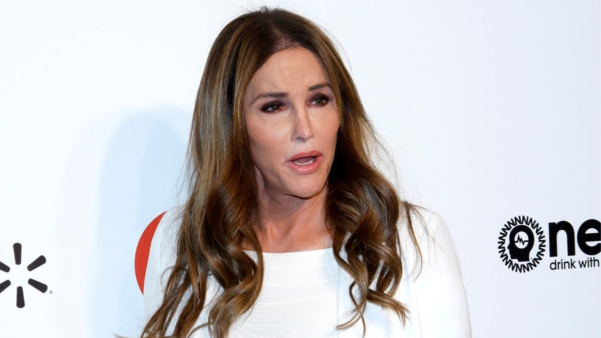 Caitlyn Jenner throws her hat in the ring for California governor.