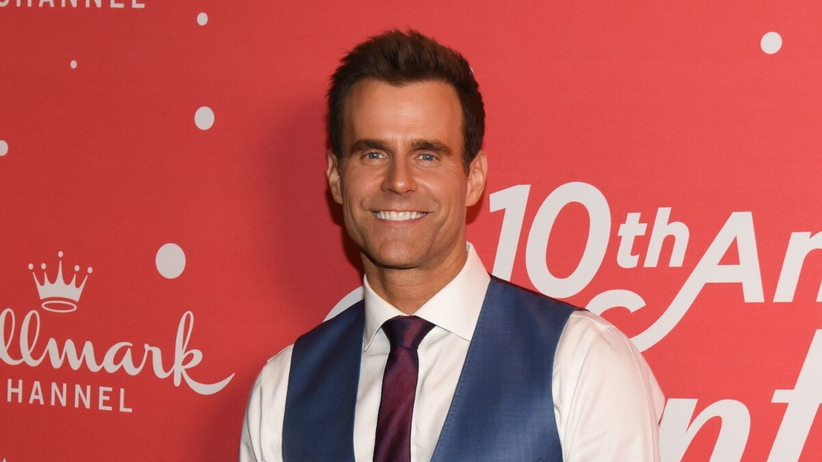 Cameron Mathison is joining GH.