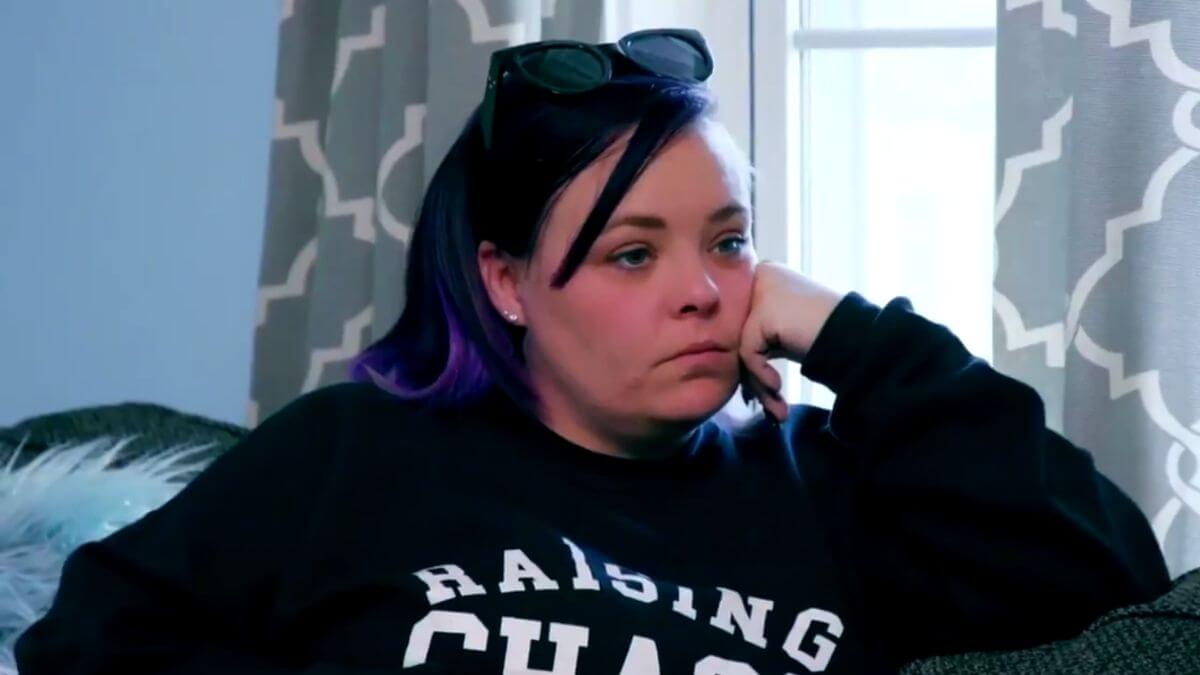 Catelynn Baltierra of Teen Mom OG