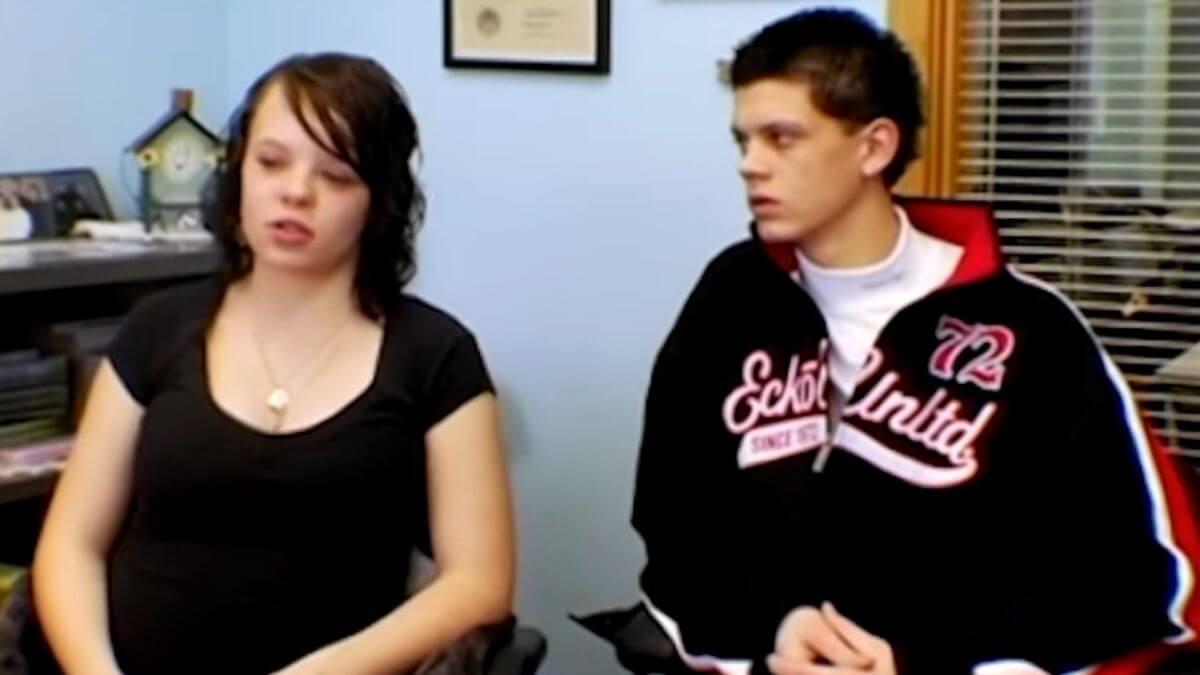 Catelynn and Tyler Baltierra of Teen Mom OG