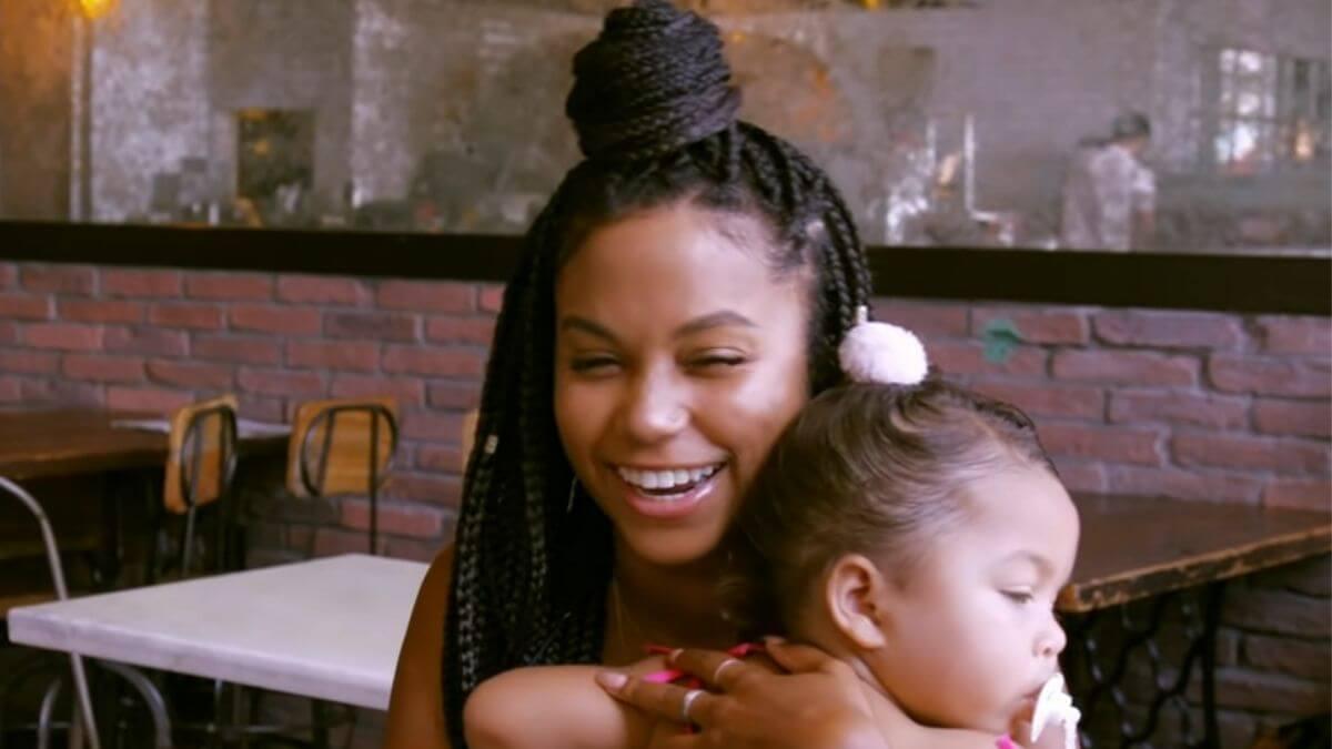 Cheyenne Floyd and Ryder Wharton of Teen Mom OG