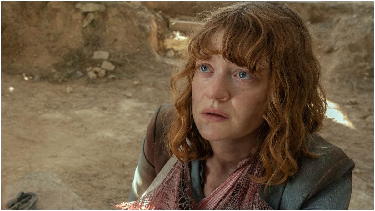 Colby Minifie stars as Virginia, as seen in Episode 9 of AMC's Fear the Walking Dead Season 6