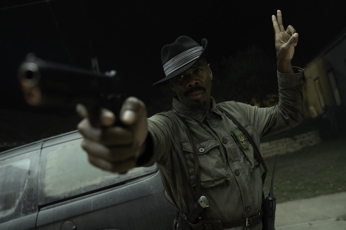 Colman Domingo as Victor Strand headed a group of Rangers in Season 6 of AMC's Fear the Walking Dead