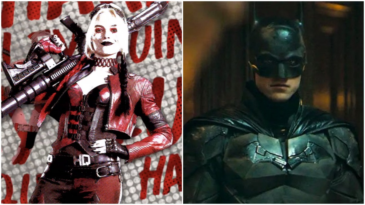 Harley Quinn and Batman