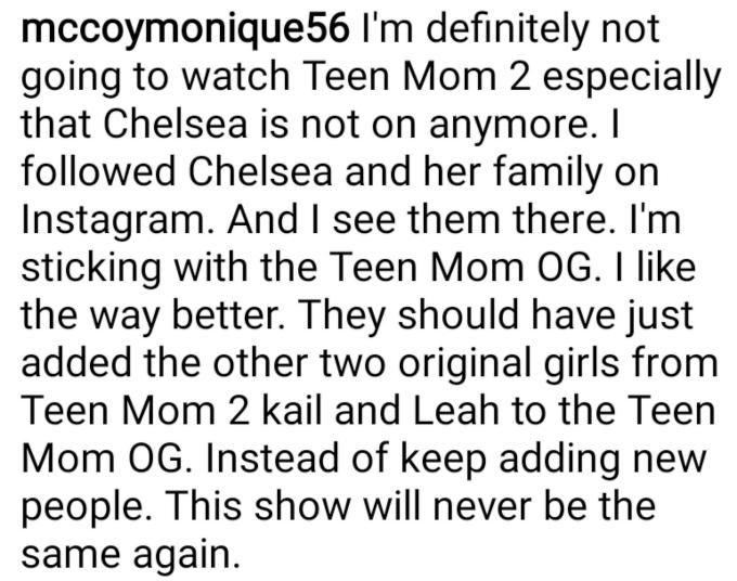 Teen Mom on Instagram