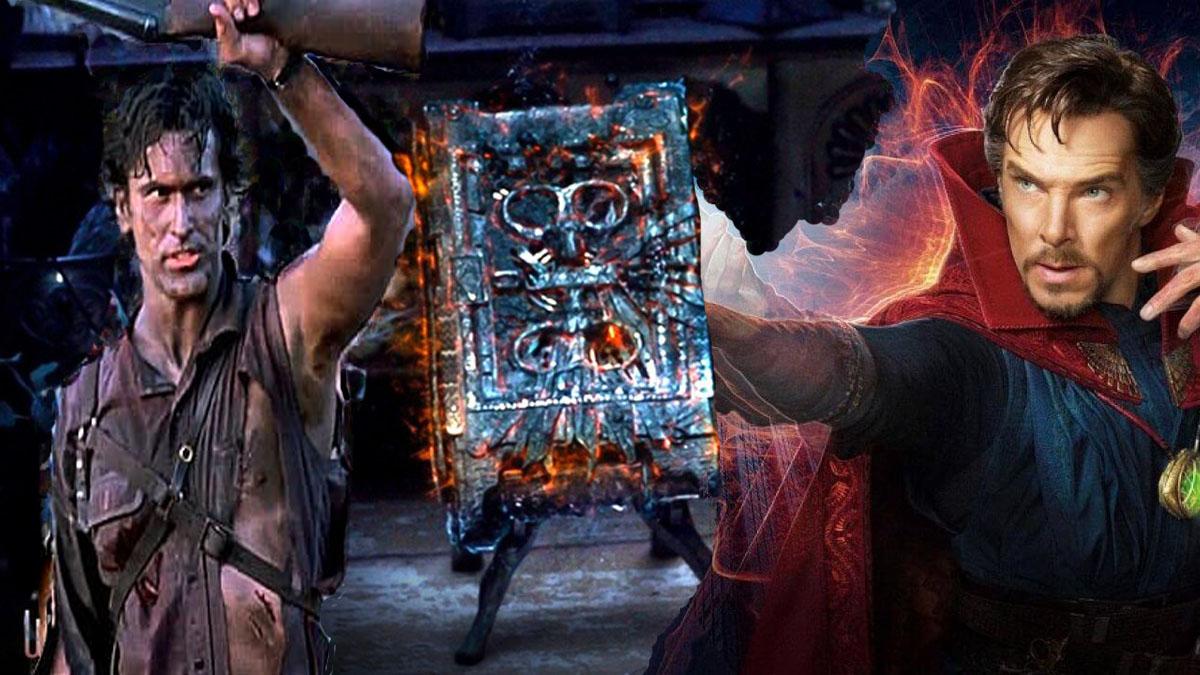 Doctor Strange and Evil Dead