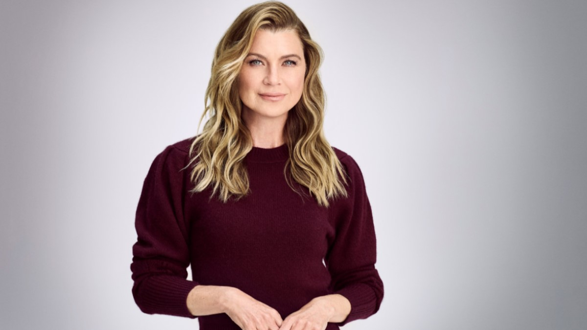 Ellen Pompeo Star Of Grey's Anatomy