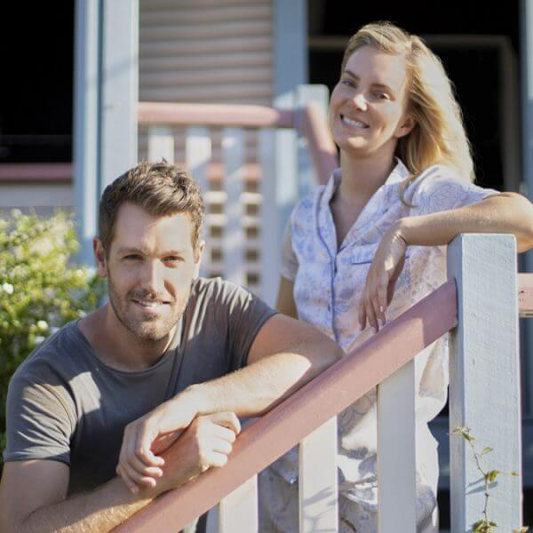 Hallmark's Cindy Busby cooks up a recipe for romance in 'Hearts Down Under'