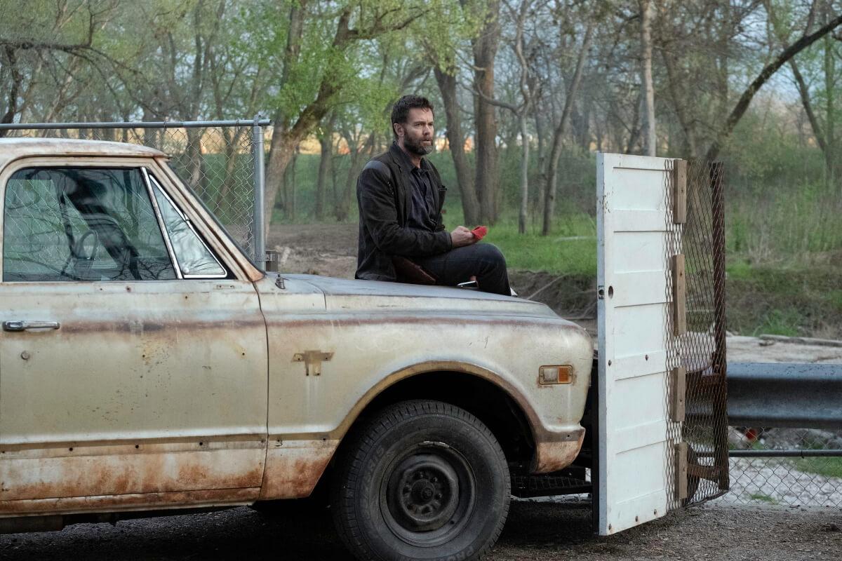 Garret Dillahunt stars as John Dorie, as seen in Episode 8 of AMC's Fear the Walking Dead Season 6