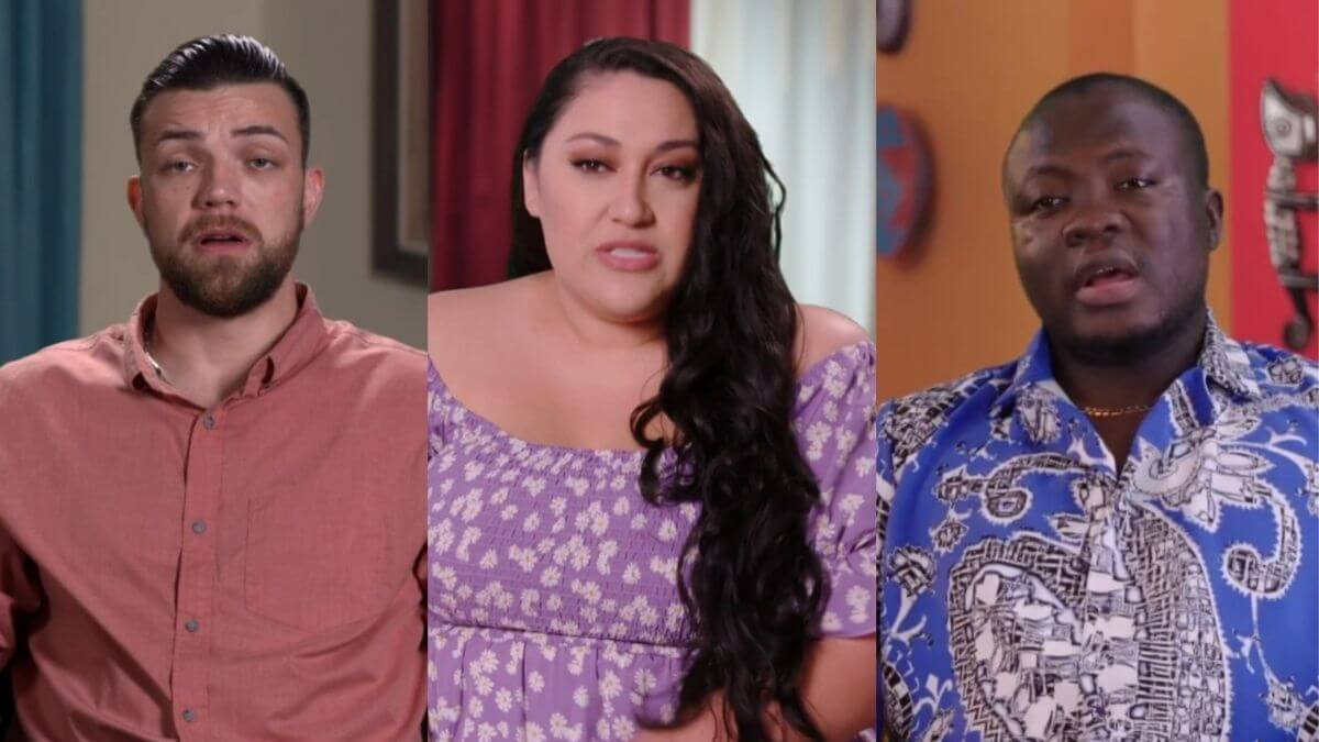 Andrei, Michael, and Kalani from Happily Ever After