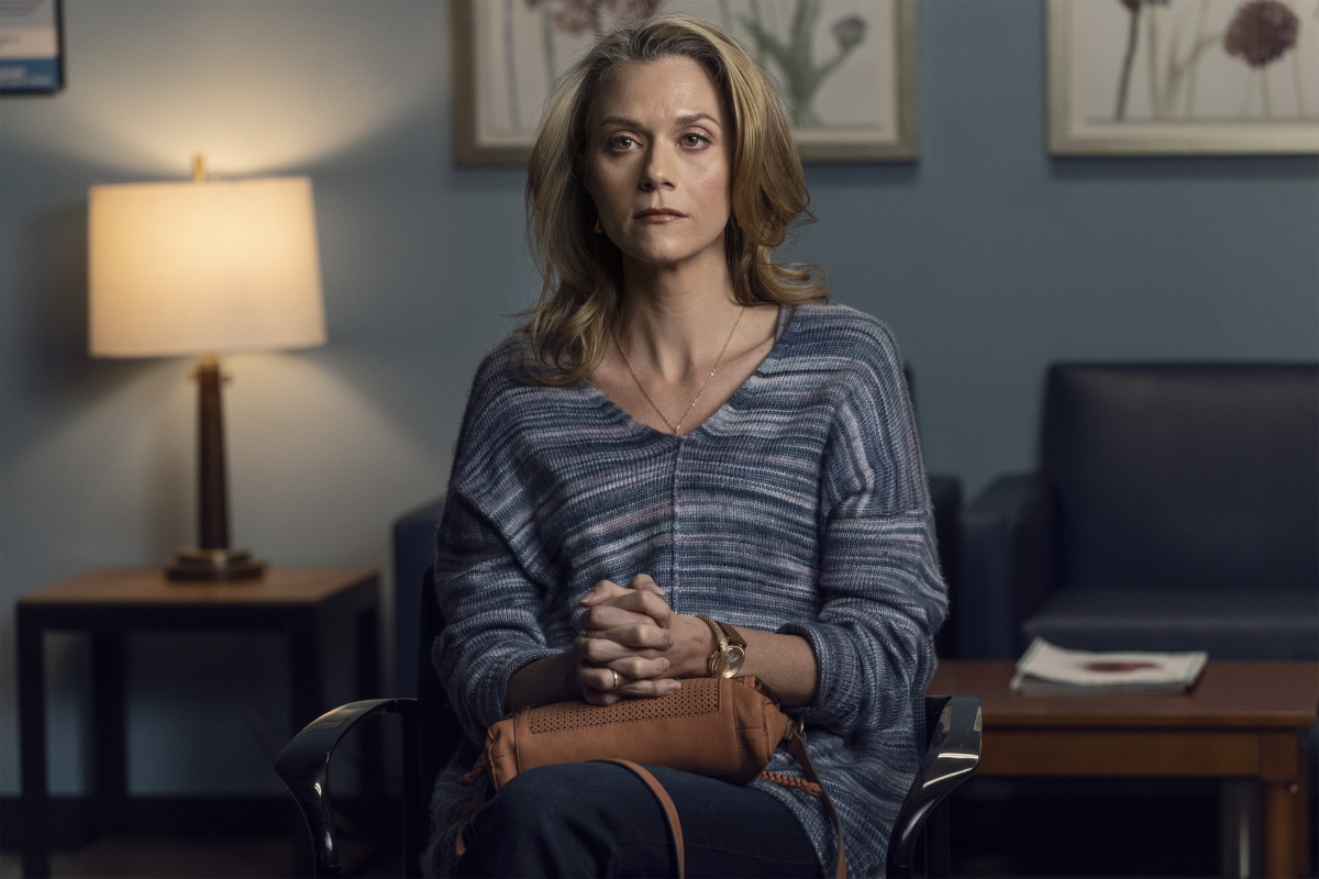 Hilarie Burton stars as Lucille, as seen in Episode 22 of AMC's The Walking Dead Season 10C