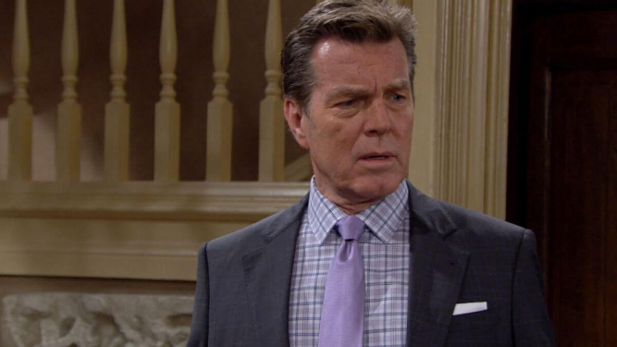The Young and the Restless spoilers tease trouble for Jack.