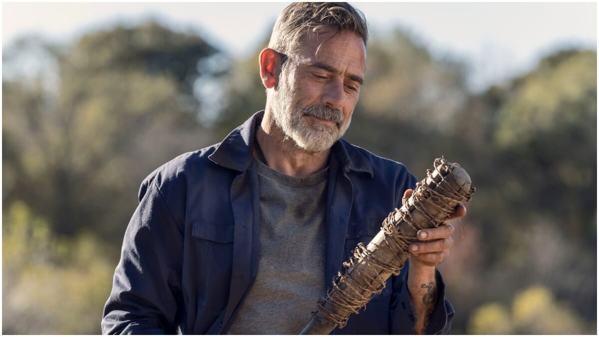 Jeffrey Dean Morgan stars as Negan, as seen in Episode 22 of AMC's The Walking Dead Season 10C