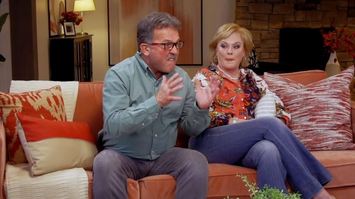 Jen and Larry Edwards of Teen Mom OG