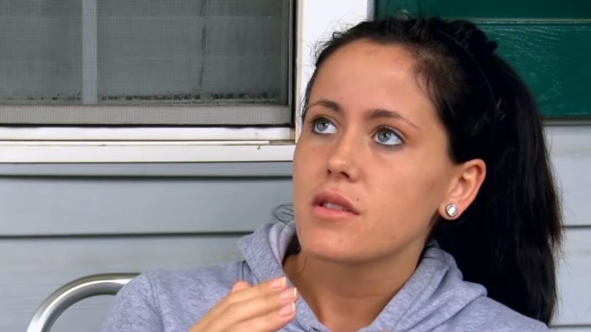 Jenelle Evans formerly of Teen Mom 2.