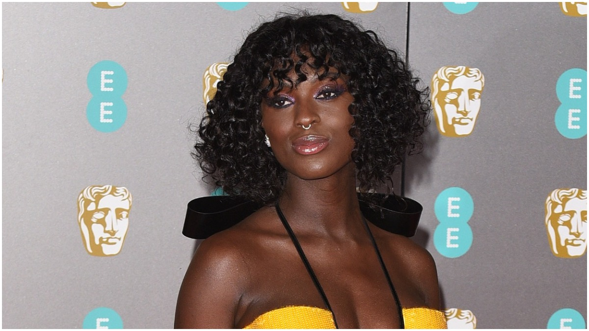 Jodie Turner-Smith at the 73rd British Academy Film Awards held at The Royal Albert Hall, South Kensington, on Sunday 2 February 2020