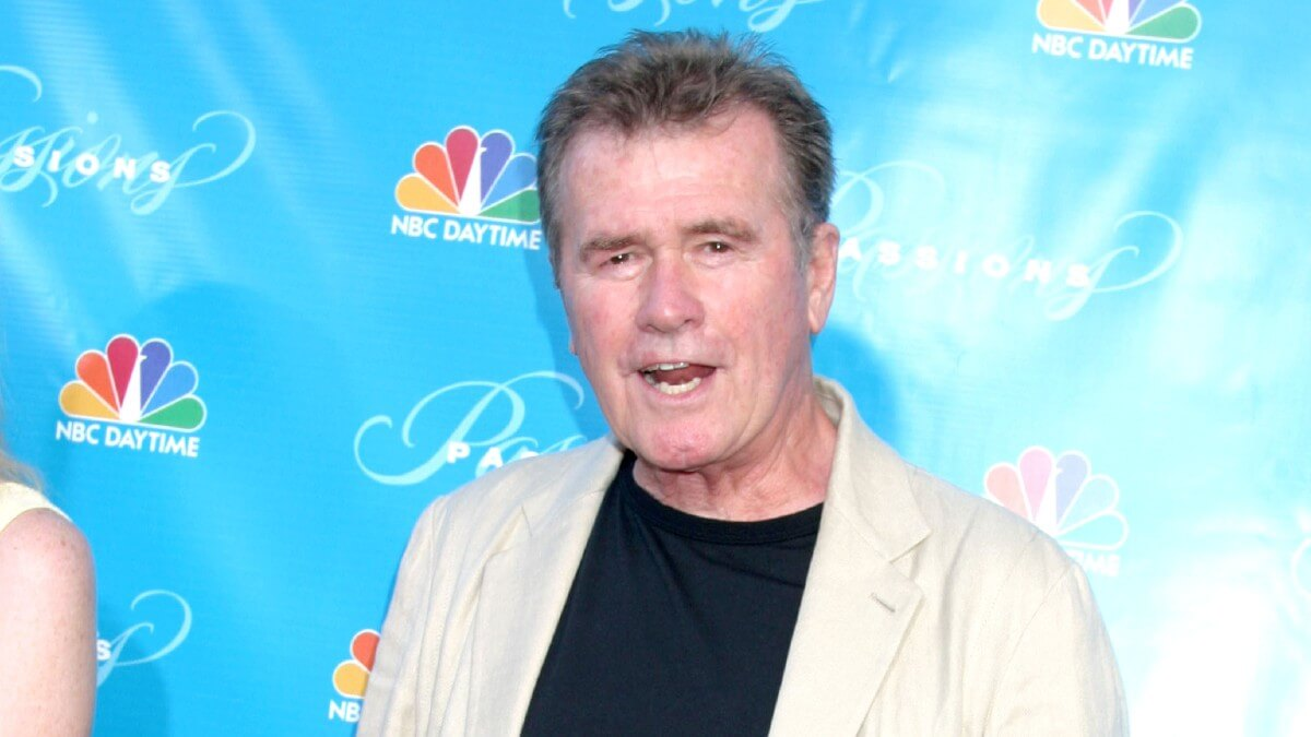 John Reilly at a red carpet event for Passions.