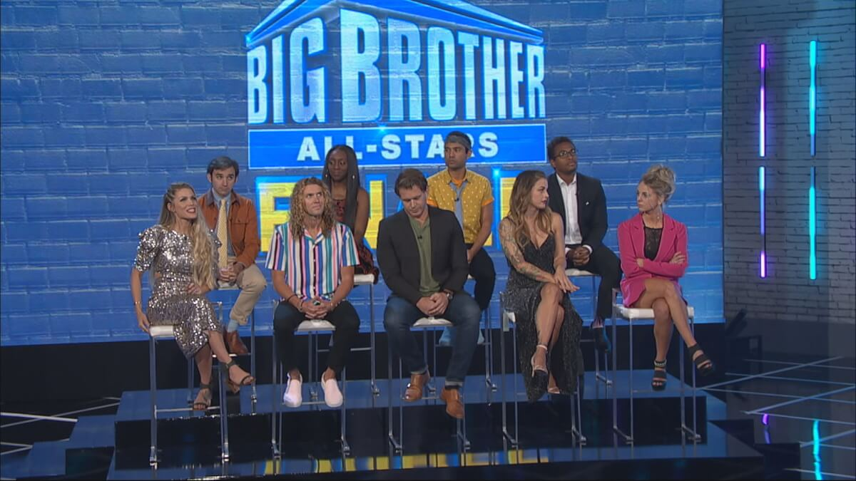 Big Brother 22 Jury