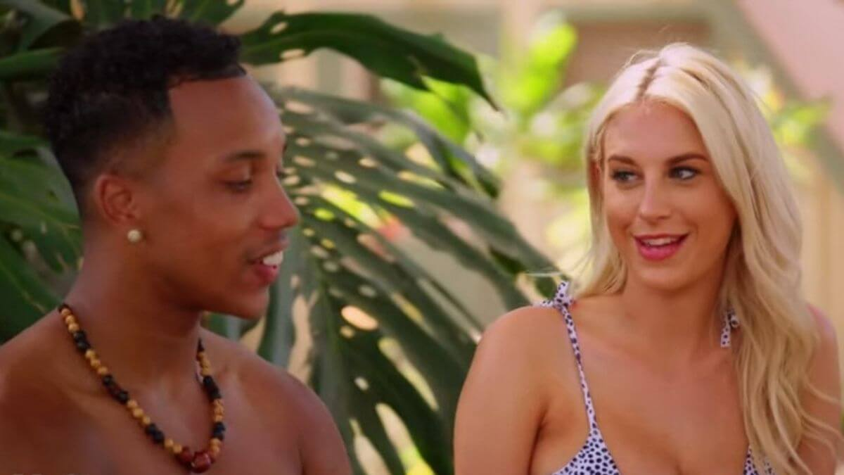 Alexcys and Kendal from Temptation Island