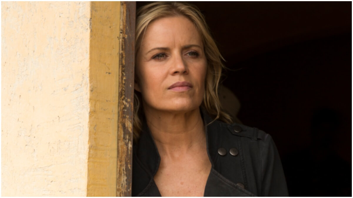 Kim Dickens stars as Madison Clark, as seen in Episode 15 of AMC's Fear the Walking Dead Season 2