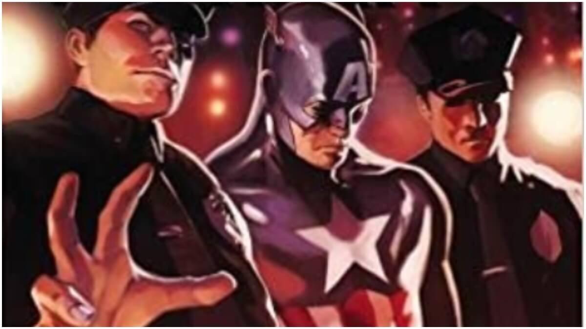 Cap Bucky