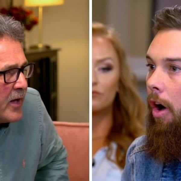 Teen Mom OG: Larry Edwards and Taylor McKinney face off in heated preview of reunion special