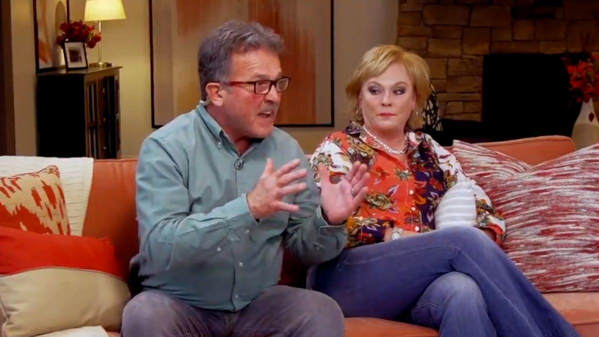 Larry and Jen Edwards of Teen Mom OG