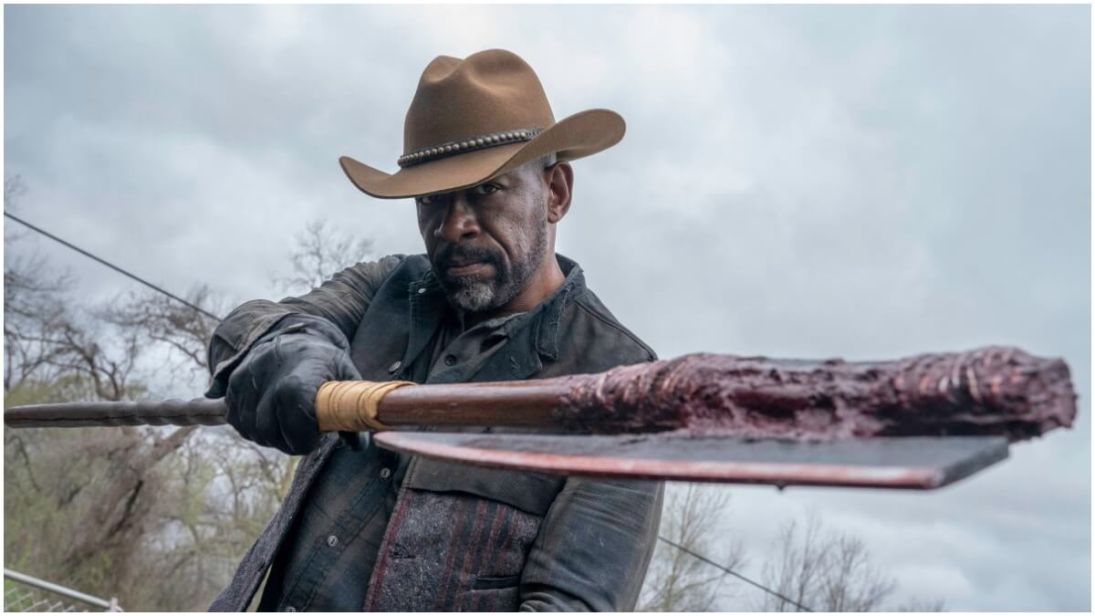 Lennie James stars as Morgan, as seen in Episode 8 of AMC's Fear the Walking Dead Season 6