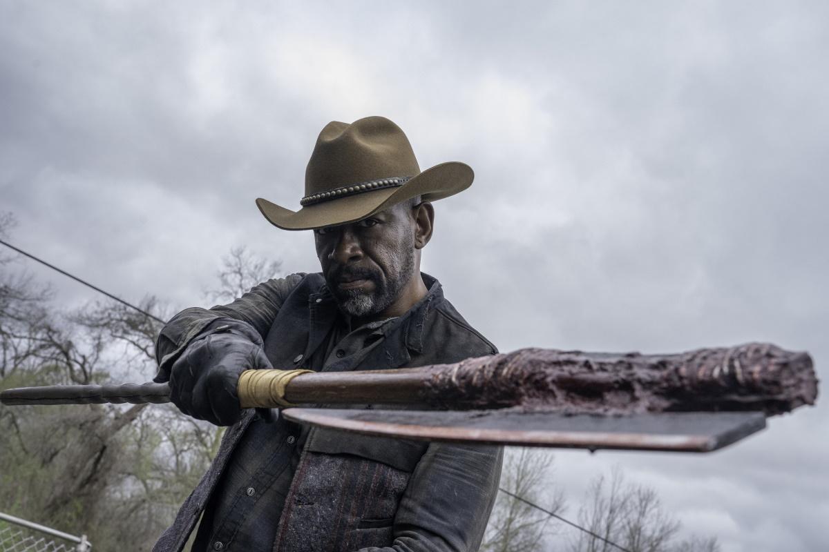 Lennie James stars as Morgan, as seen in Episode 8 of AMC's Fear the Walking Dead