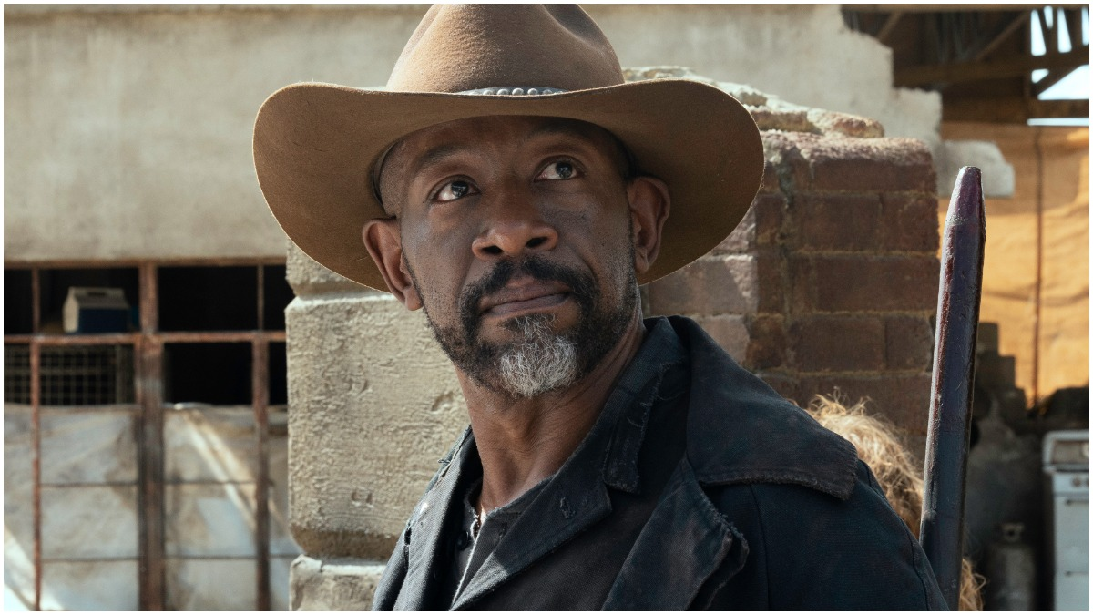 Lennie James stars as Morgan, as seen in Episode 9 of AMC's Fear the Walking Dead Season 6