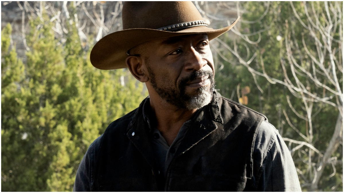Lennie James stars as Morgan, as seen in Episode 10 of AMC's Fear the Walking Dead Season 6