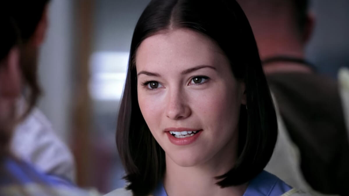Lexie On Grey's Anatomy