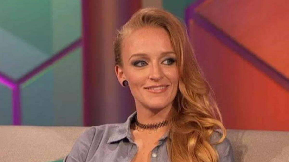 Teen Mom OG star Maci Bookout talks quitting MTV show.