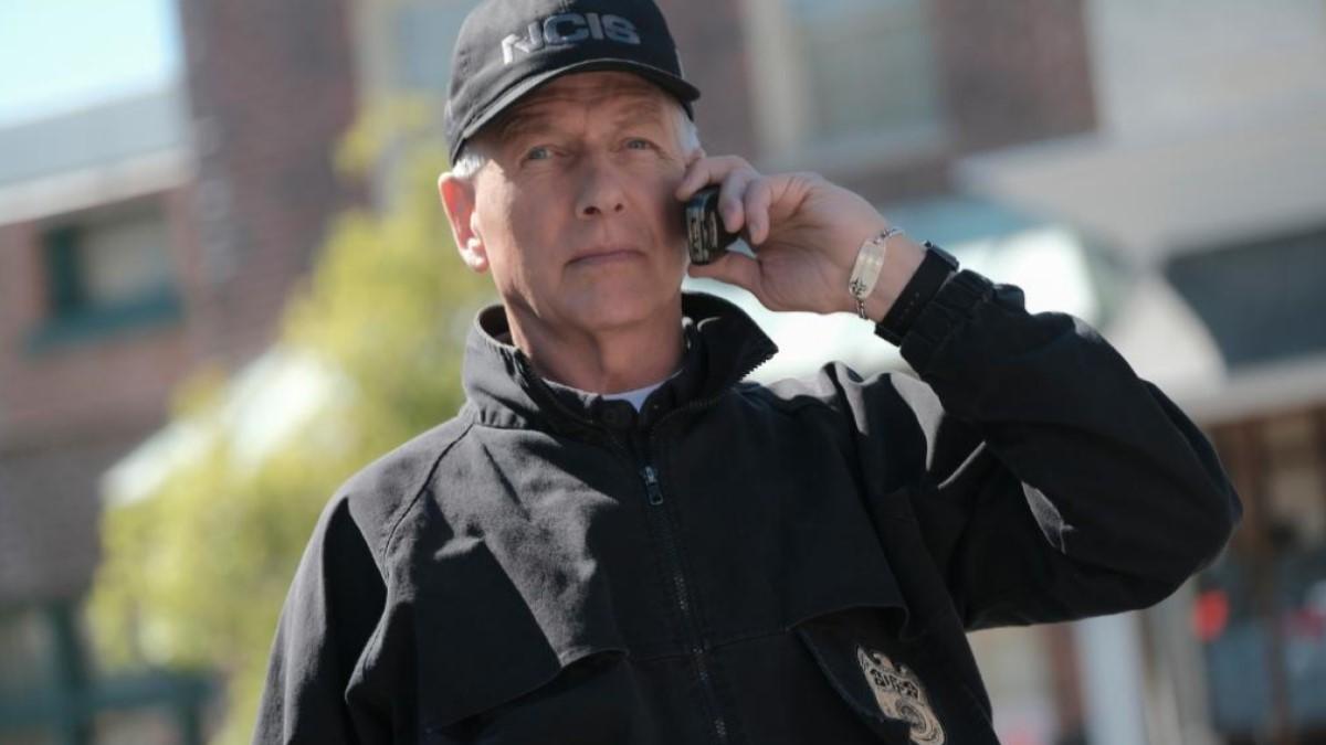 Mark Harmon NCIS Phone