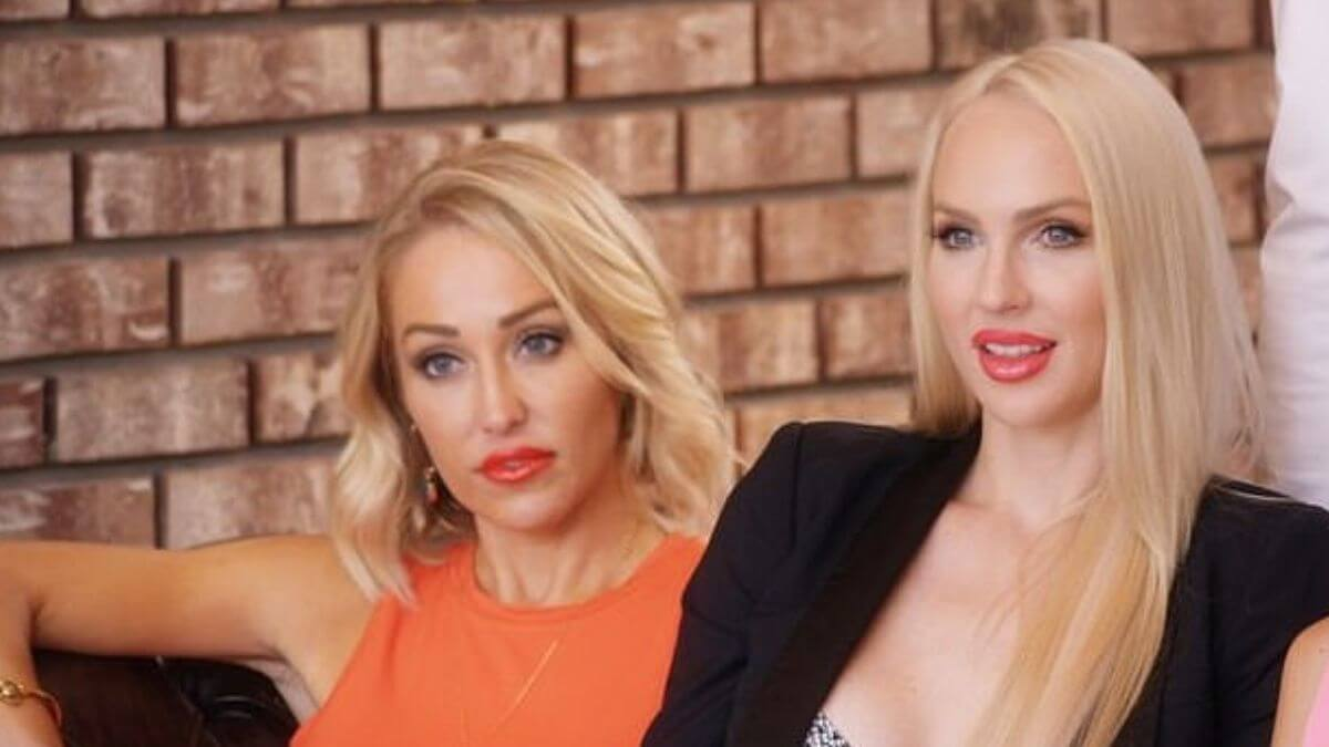 Mary Fitzgerald calls Selling Sunset costa Christine Quinn a liar over pregnancy post drama.